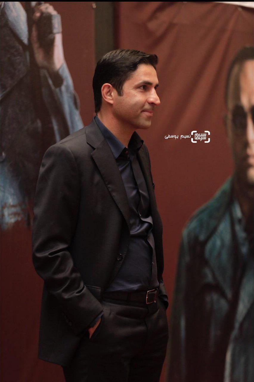 وحید هاشمیان / اکران خصوصی فیلم «مسخره باز»/ گزارش تصویری