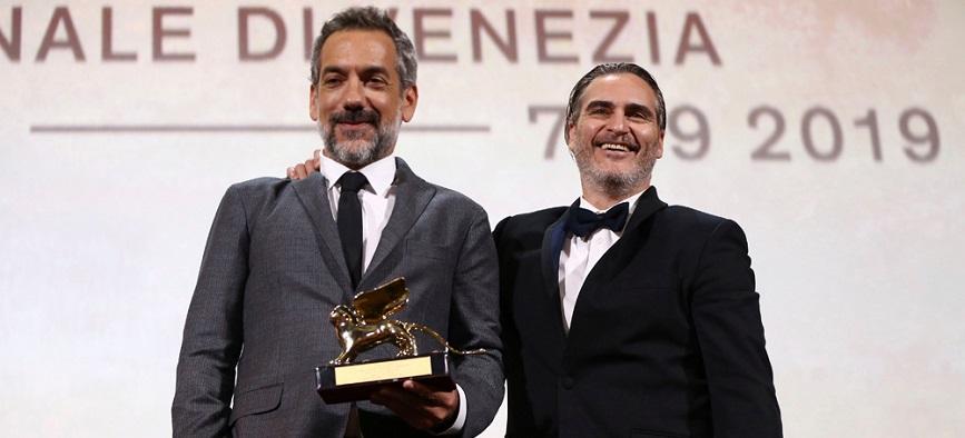 جوکر، برنده شیر طلای جشنواره فیلم ونیز شد