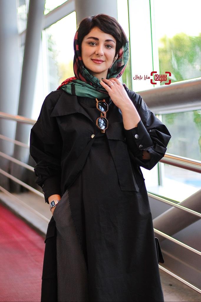عکس ویدا جوان در افتتاحیه هفتمین جشنواره بین المللی فیلم شهر