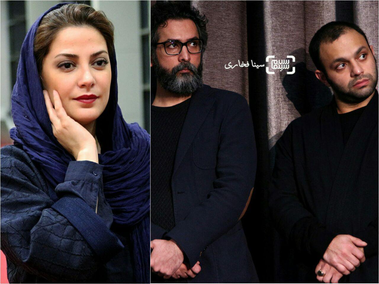 اکران فیلم «ویلایی ها» و تقدیر از عوامل آن توسط بنیاد سینمایی فارابی/ گزارش تصویری