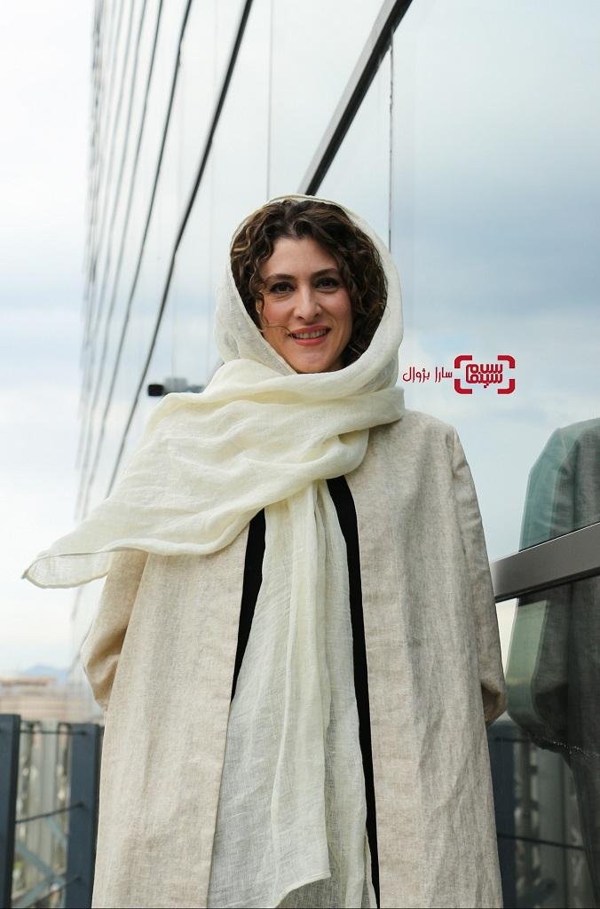 عکس ویشکا آسایش در روز ششم سی و هفتمین جشنواره جهانی فیلم فجر