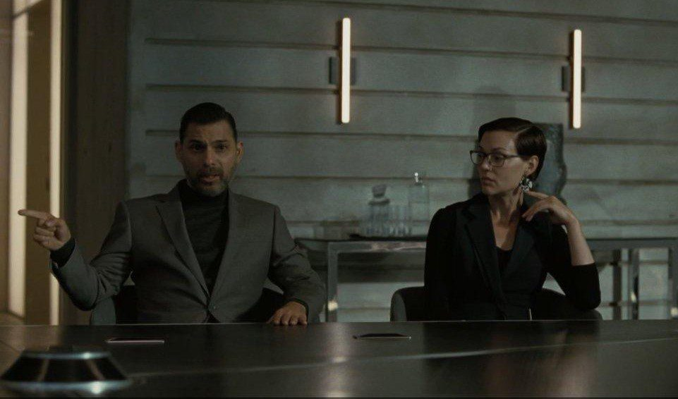 بازی پیمان معادی در قسمت اول سریال پرطرفدار «وست ورلد»(Westworld)