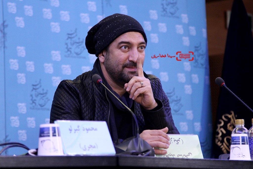 نشست فیلم «چراغهای ناتمام»/ مجید صالحی: گریه کردن در بازیگری برایم راحتتر است