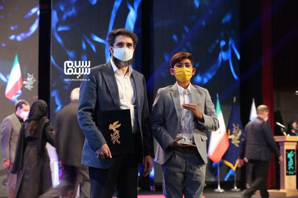 یدو - اختتامیه سی و نهمین جشنواره فیلم فجر