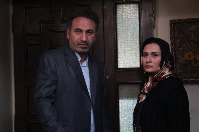 حمید فرخ نژاد و پریوش نظریه در فیلم یاسین