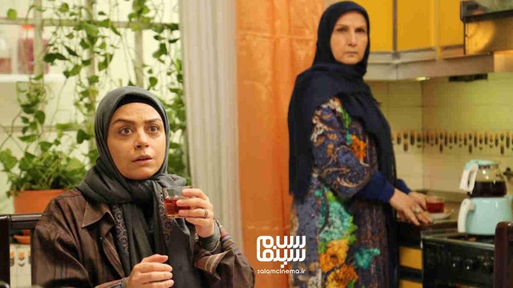 شبنم فرشادجو و زهرا سعیدی در سریال یاور - پخش در محرم 1400