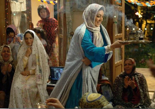 ازدواج های خاطره انگیر فیلم های ایرانی یه حبه قند