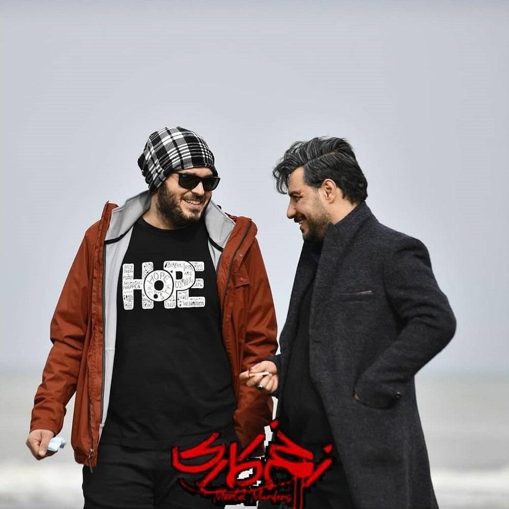 معرفی سریال زخم کاری- محمد حسین مهدویان