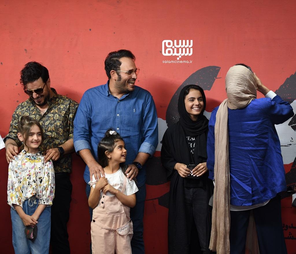 اکران خصوصی سریال نمایش خانگی زخم کاری - چارسو