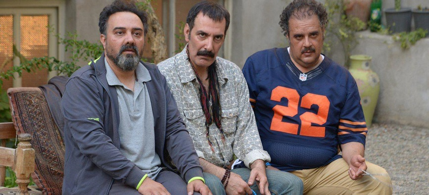 ده نمکی: «زندانی ها» را به جشنواره فیلم فجر ندادم